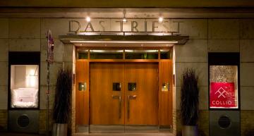 """Hotel """"Das Triest"""""""