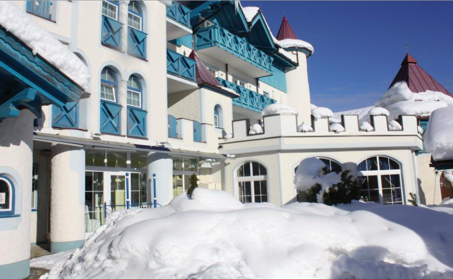 Schlosshotel Lacknerhof Flachau