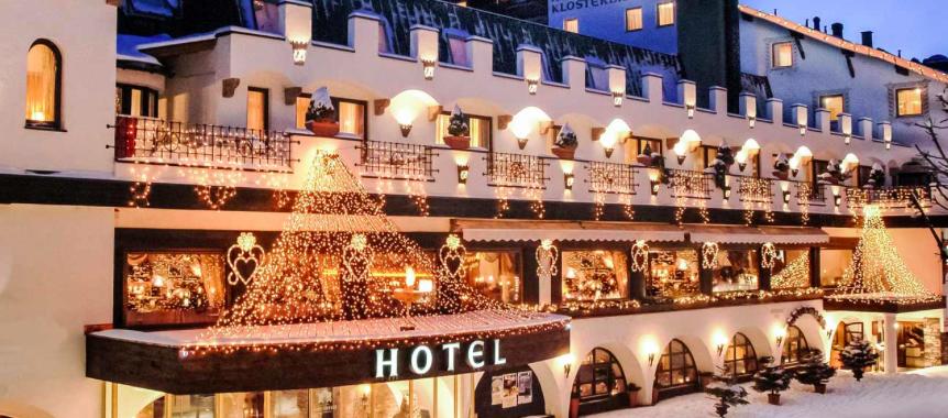 Hotel Klosterbräu SPA