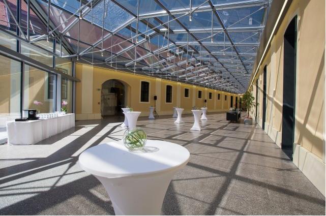 Apothekertrakt Schönbrunn