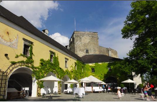 Burg Kreuzen
