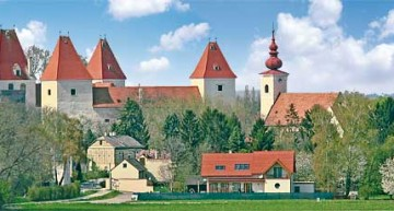 Schloss Orth an der Donau