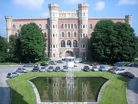 Das Heeresgeschichtliche Museum