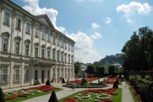 Hochzeitslocation Schloss MIrabell