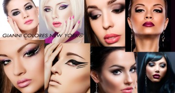 Make Up Schule Gianni Colores