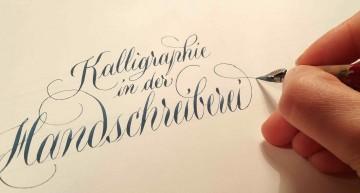 Handschreiberei
