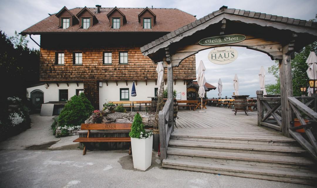 Gmundnerberghaus