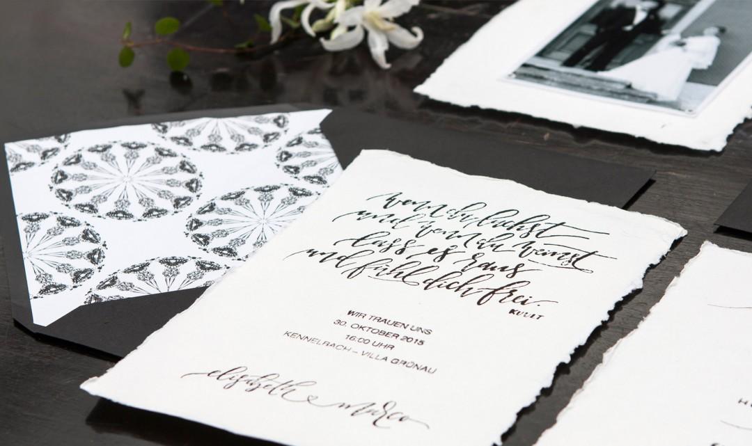 Fingertips Calligraphy