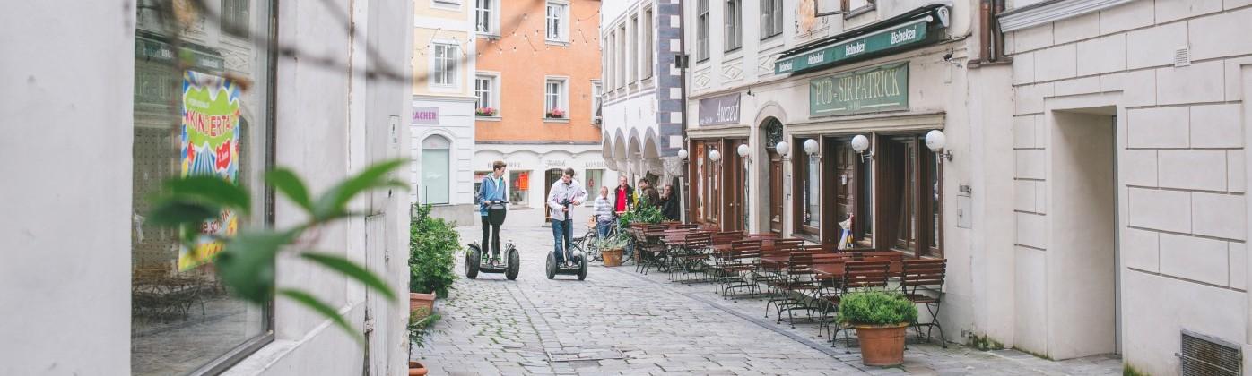Hochzeitslocation Steyr Stadt