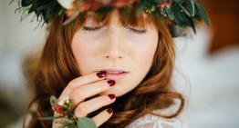 Styled Shoot – Winter Boudoir Irish Dreams