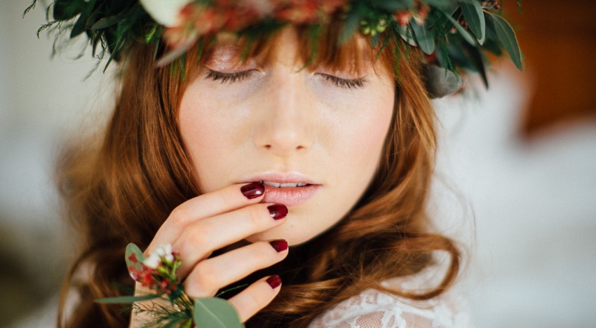 Styled Shoot – Winter Boudoir Irish Dreams