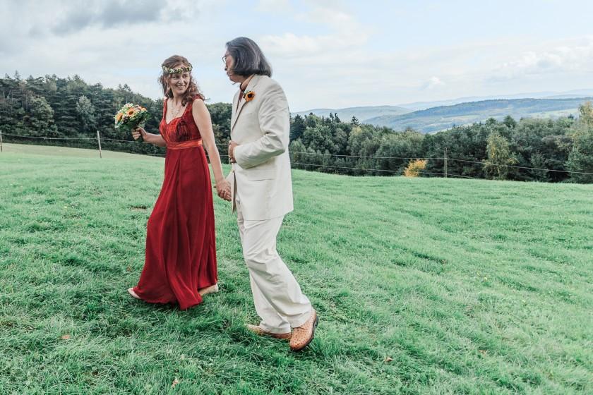 Hochzeit im Grünen1