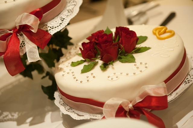 Hochzeitstorte im Wienerwaldhof