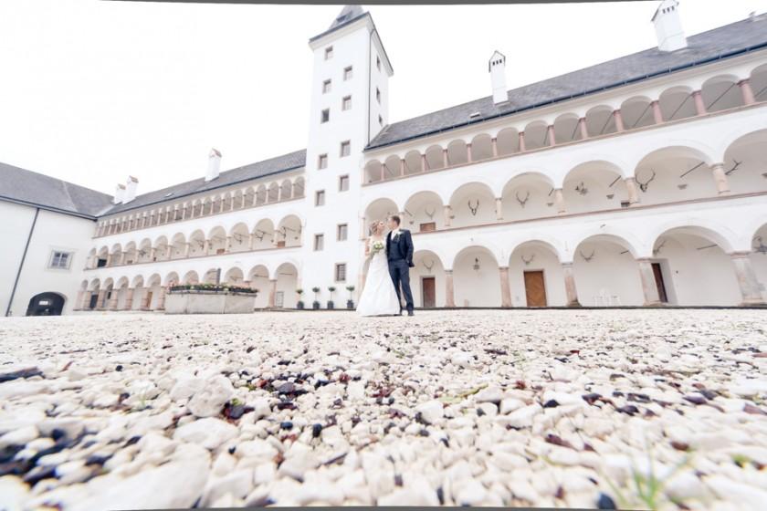 Landschloss Parz Traum-Hochzeitslocation in Oberösterreich