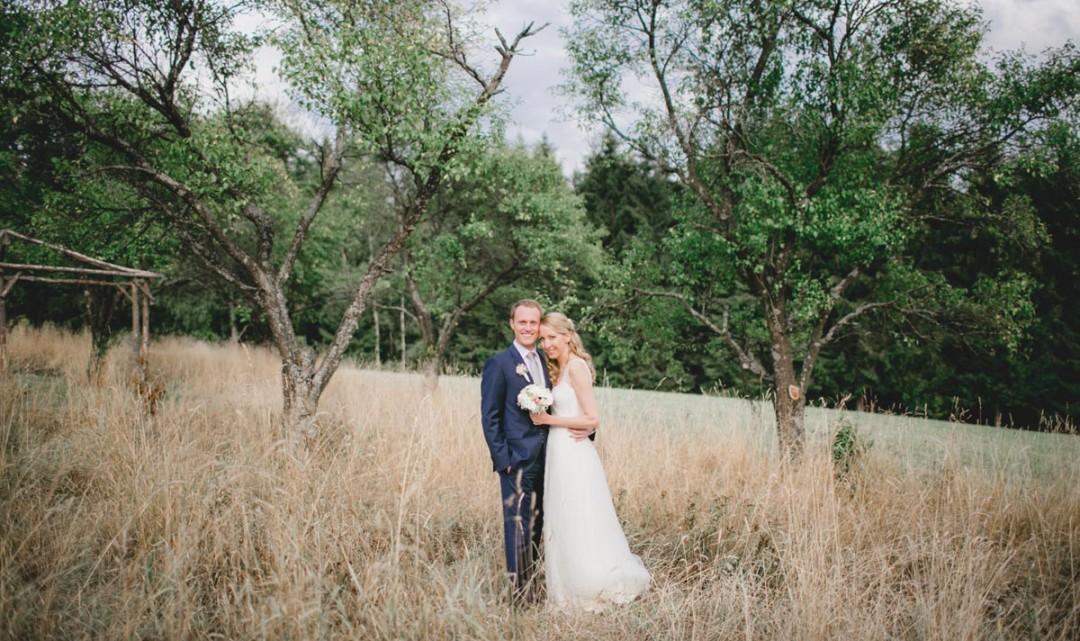 Real Wedding Inspiration : Caro & Patrick