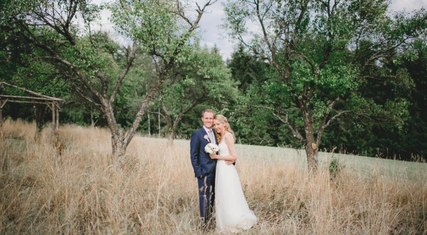 Real Wedding Inspiration : Caro & Patrick