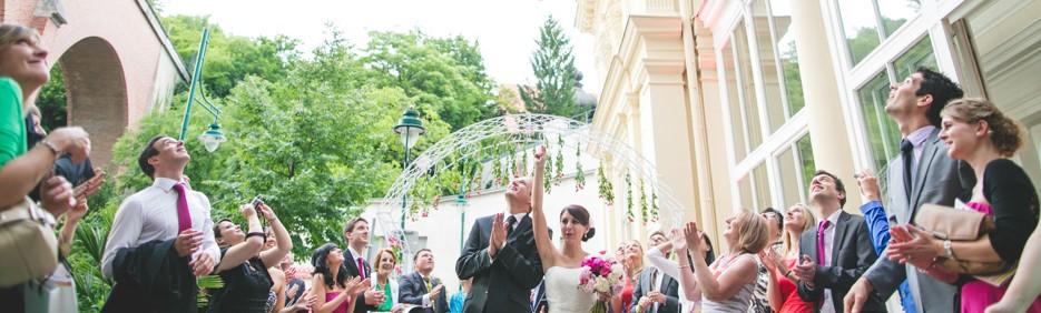 Hochzeitslocation Kursalon Mödling