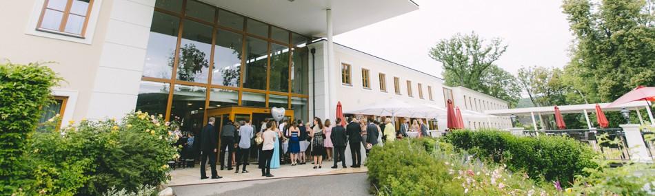 Hochzeitslocation Wien Umgebung