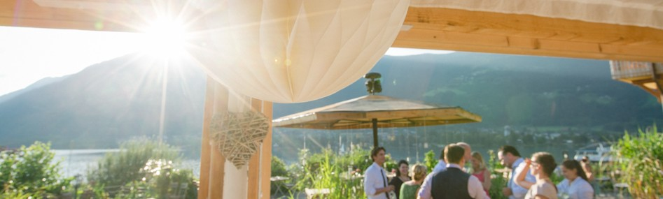 Hochzeitslocation Wolfsberg Kärnten