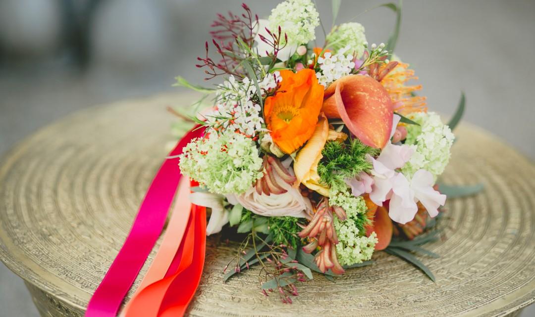Schritt 10: Der perfekte Brautstrauß und Blumen