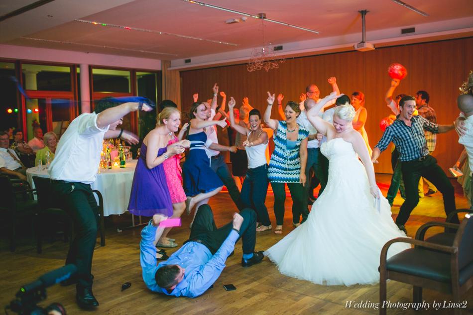 Schritt 17: Hochzeitsunterhaltung & Hochzeitsspiele