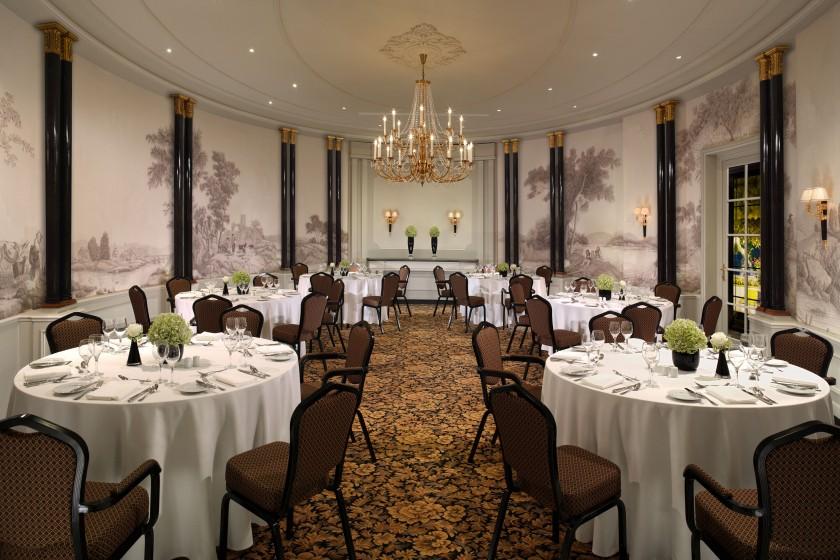 Hotel Bristol - Burggarten - banquet