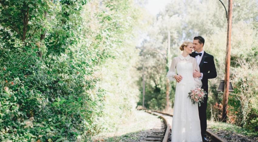 Real Wedding – Mona & Karl im Schloß Wartholz