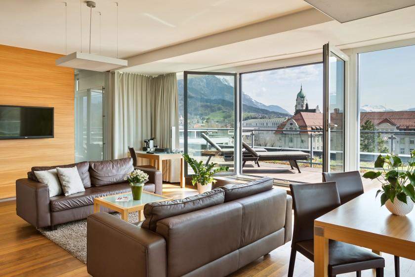Austria Trend Hotel Congress Innsbruck_Hochzeitssuite