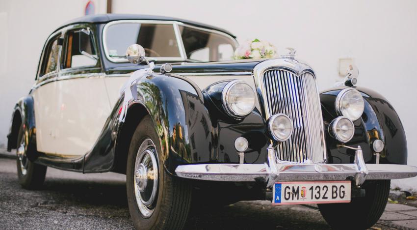 Günstige Hochzeitsautos finden