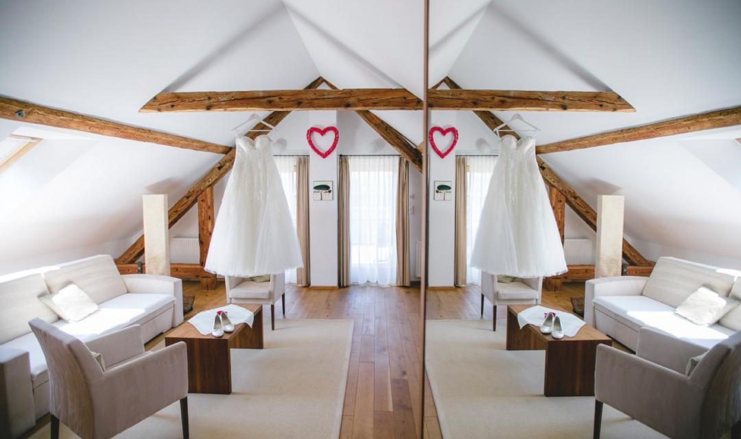 Schritt 3: Brautkleider & Hochzeitsmode
