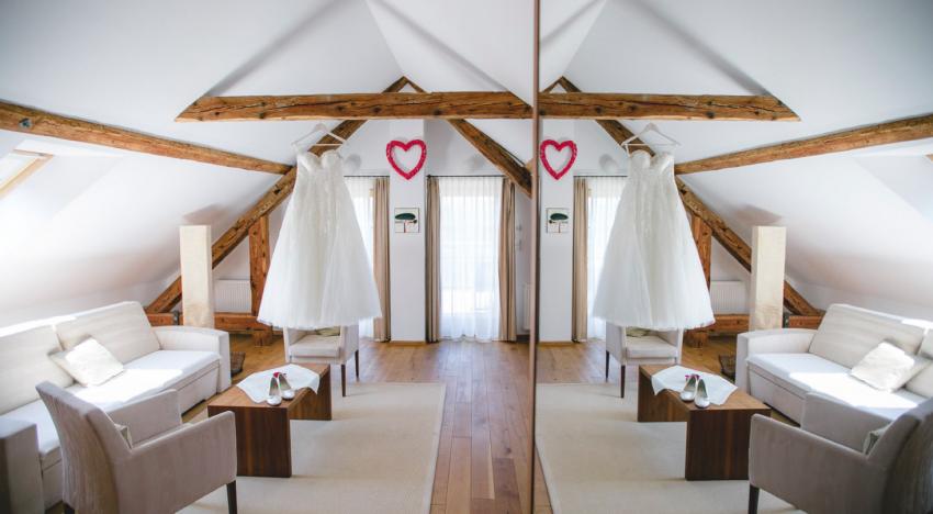 Das Brautkleid – Die erste Anprobe
