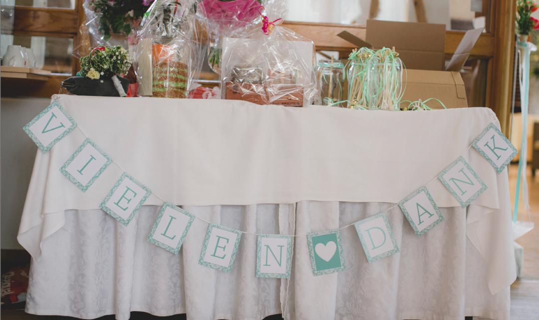 Wie viel soll ein Hochzeitsgeschenk kosten?