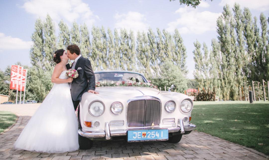 Praktische Tipps für die Wahl des Hochzeitsautos: