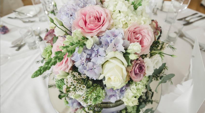 Die Wahl des perfekten Brautstraußes