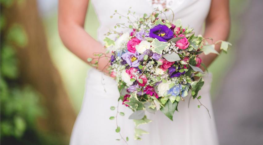 Der perfekte Brautstrauß ist gefunden, was brauche ich noch?