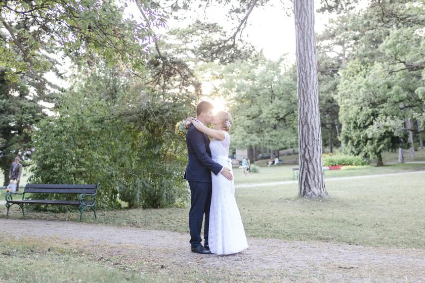 Hochzeit - Anna und David