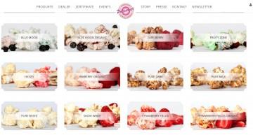 Gourmet Popcorn – Popcorner