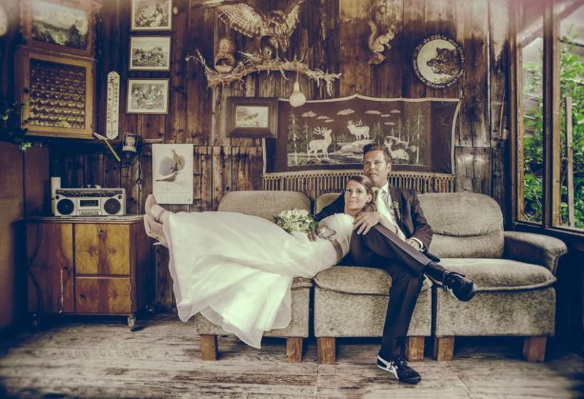 crazy-Hochzeitsfoto