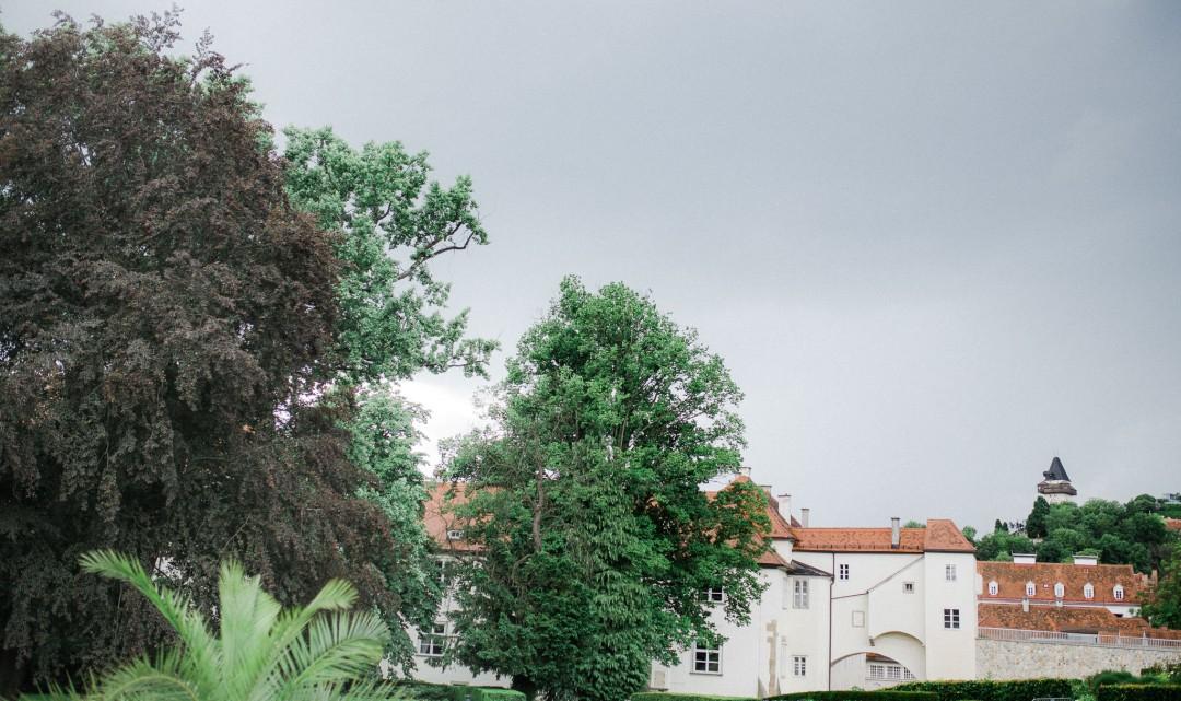 Orangerie der Grazer Burg