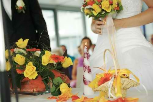 Brautstrauß von Elise