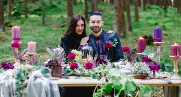 Rosarot Hochzeiten und Feste
