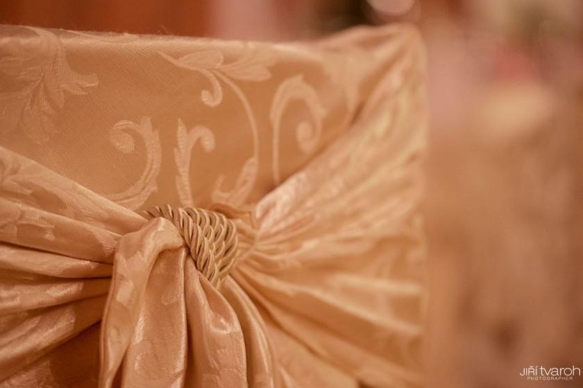 Stuhlhussen Detail