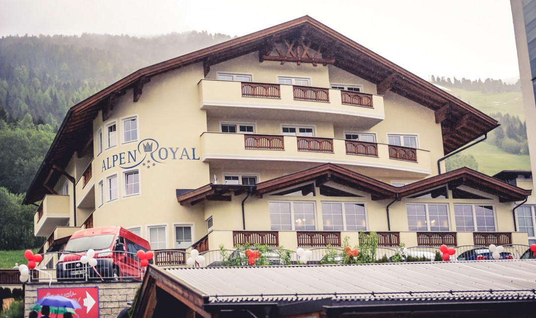 Hotel Alpen-Royal