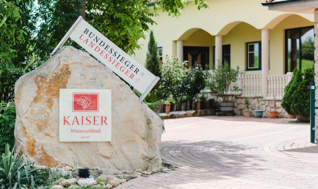 Winzerschlössl Kaiser