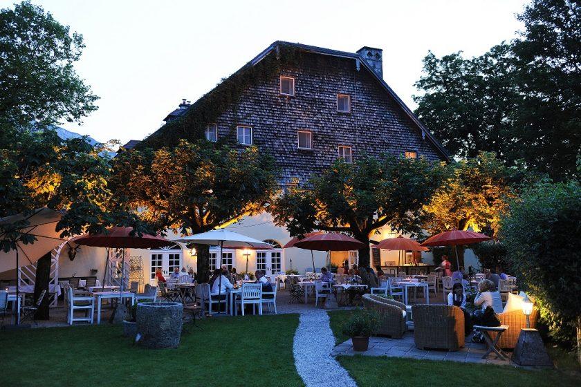 Schlosswirt Anif / bei Salzburg (Oesterreich)