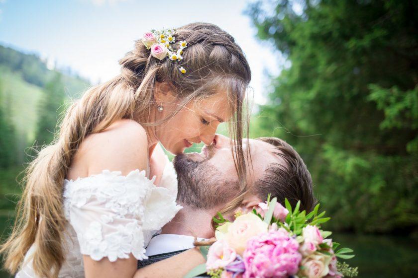 Braut Make Up natürlich