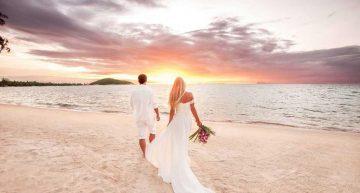 Kuoni – Hochzeitsreisen