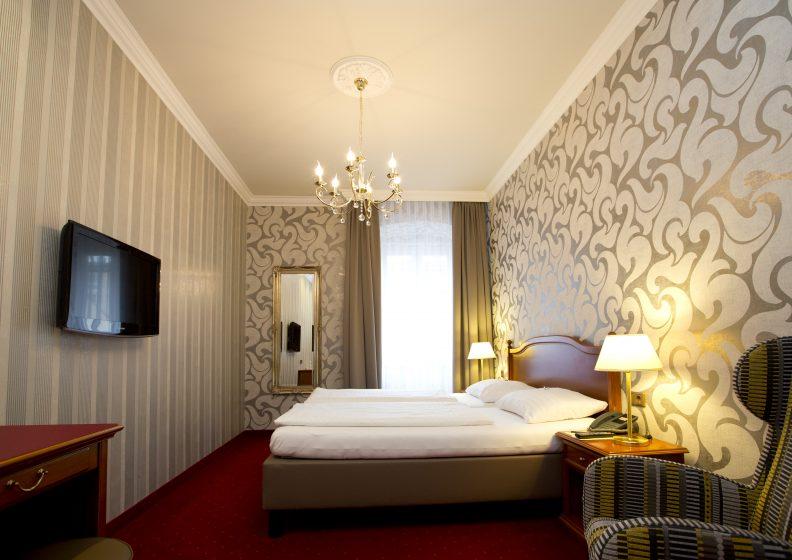 Hotel am Mirabellplatz - DZ Sup