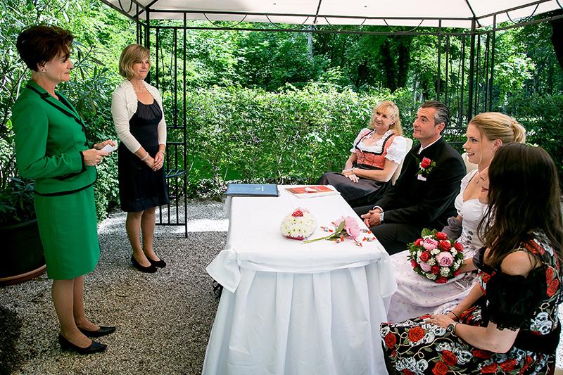 Hochzeit Herr Walter Wurzer in Baden bei Wien