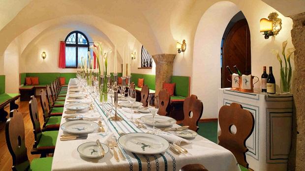 Catering Goldener Hirsch
